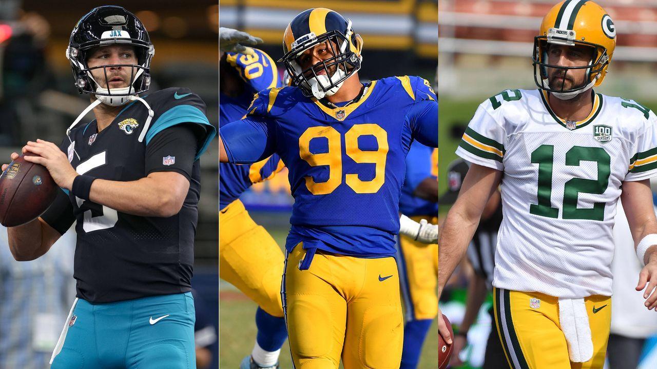 Die Gewinner und Verlierer der NFL Trade Deadline - Bildquelle: Imago