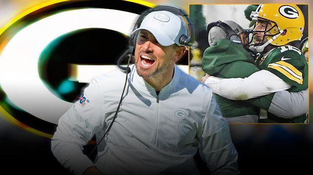 NFL - The Pack is back! So formte Matt LaFleur aus den Green Bay Packers einen Anwärter auf den Super Bowl