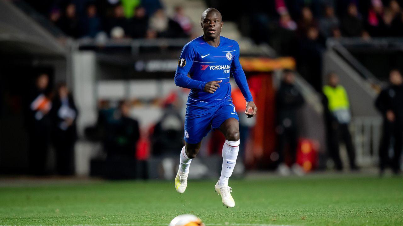 N'Golo Kante (FC Chelsea) - Bildquelle: 2019 Getty Images