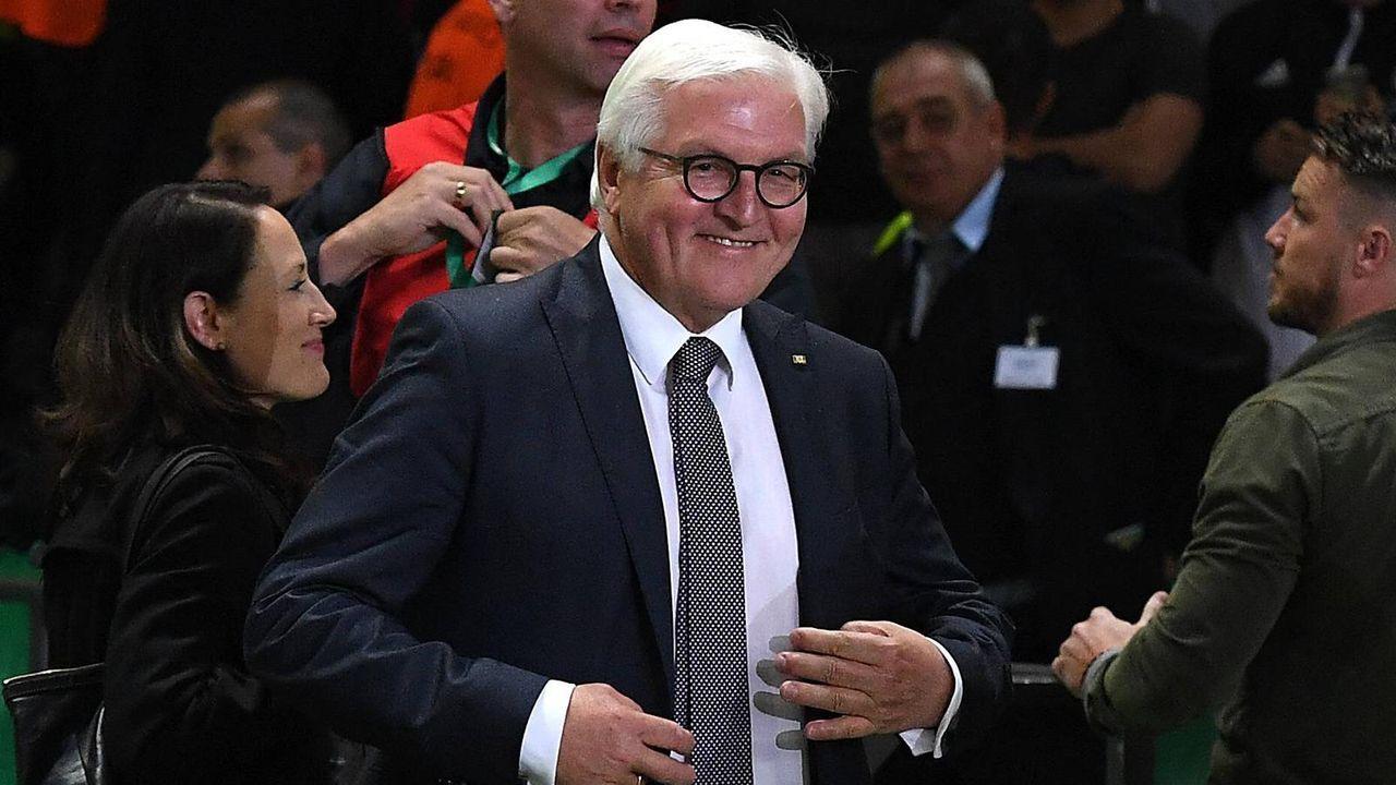6. Juni: Frank-Walter Steinmeier meldet sich zu Wort