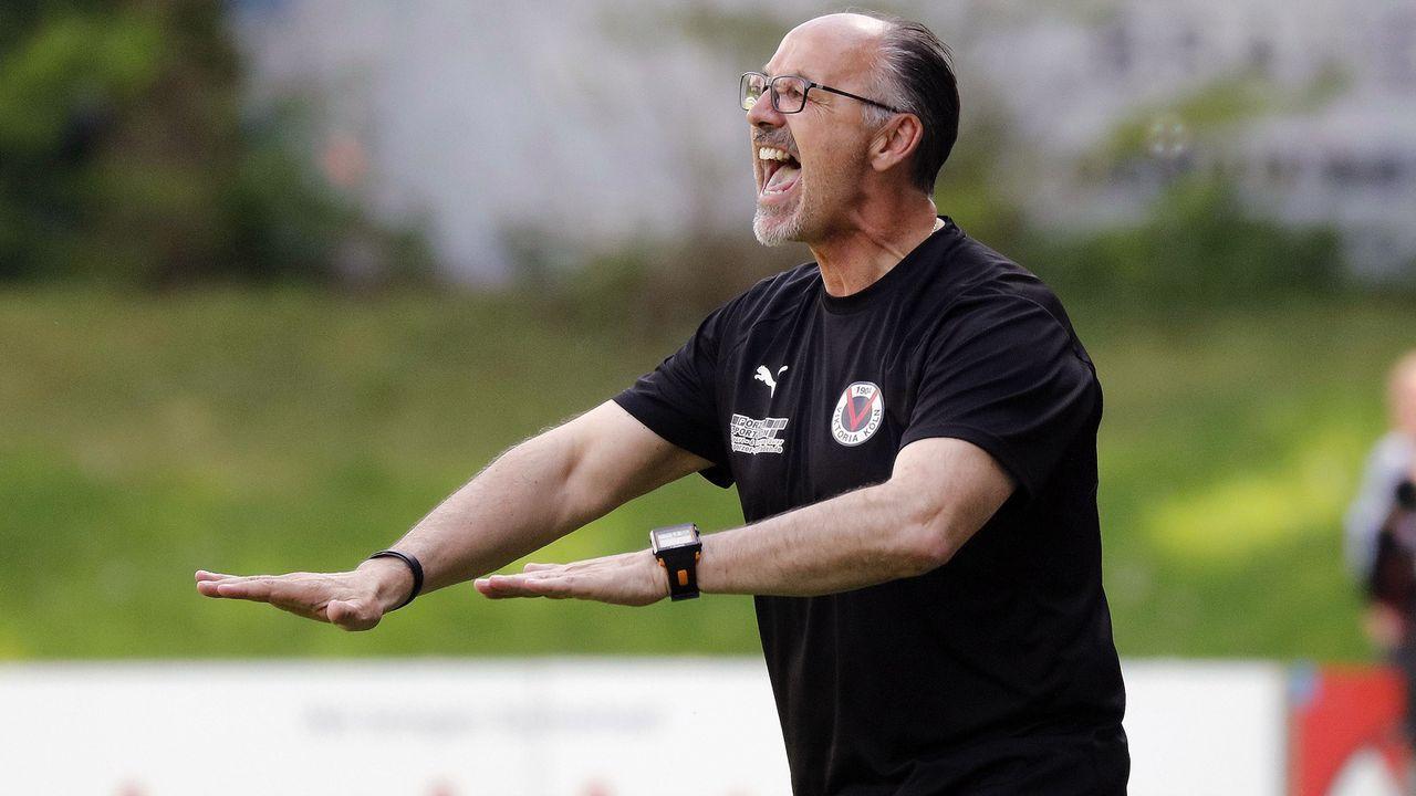 Jürgen Kohler (Trainer U19 Viktoria Köln) - Bildquelle: imago images / Thomas Zimmermann
