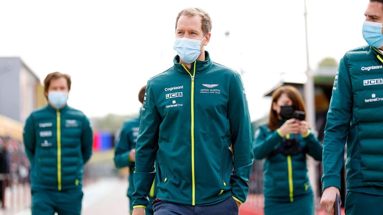 Wie reagiert Vettel auf die Kritik nach dem schwachen Auftakt? - Bildquelle: Imago Images
