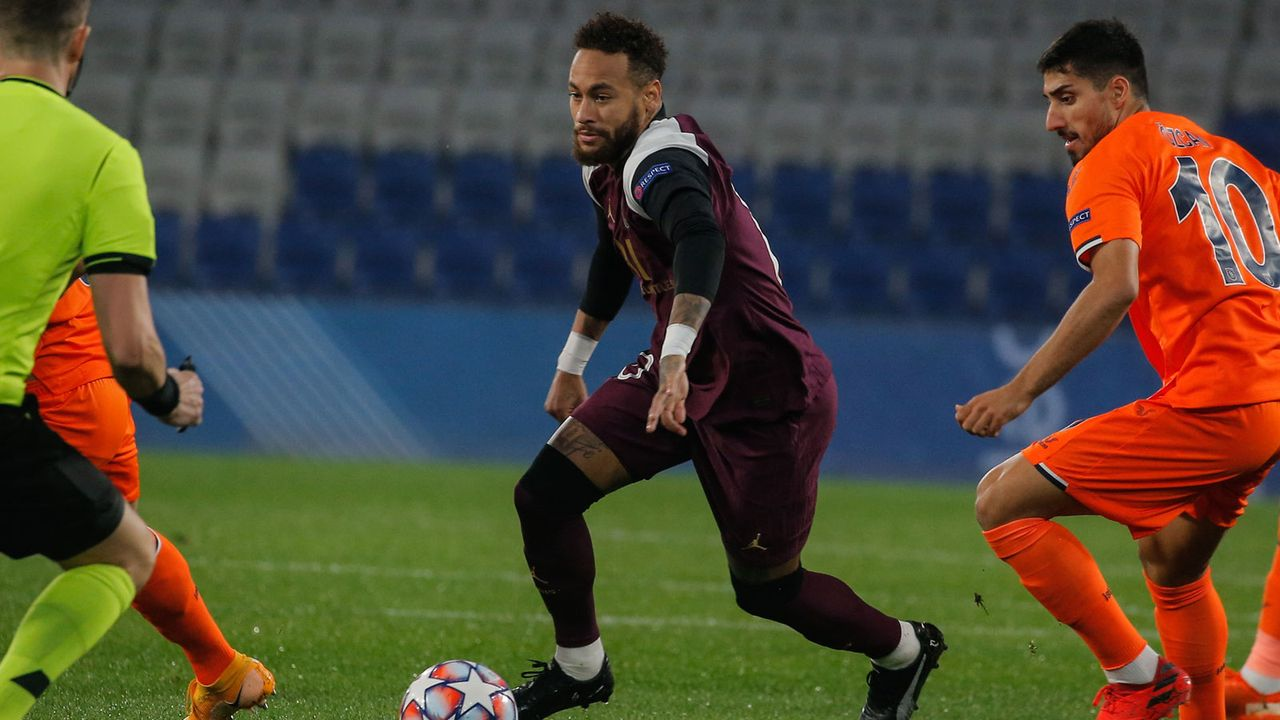 Neymar (Paris St. Germain) - Bildquelle: Getty