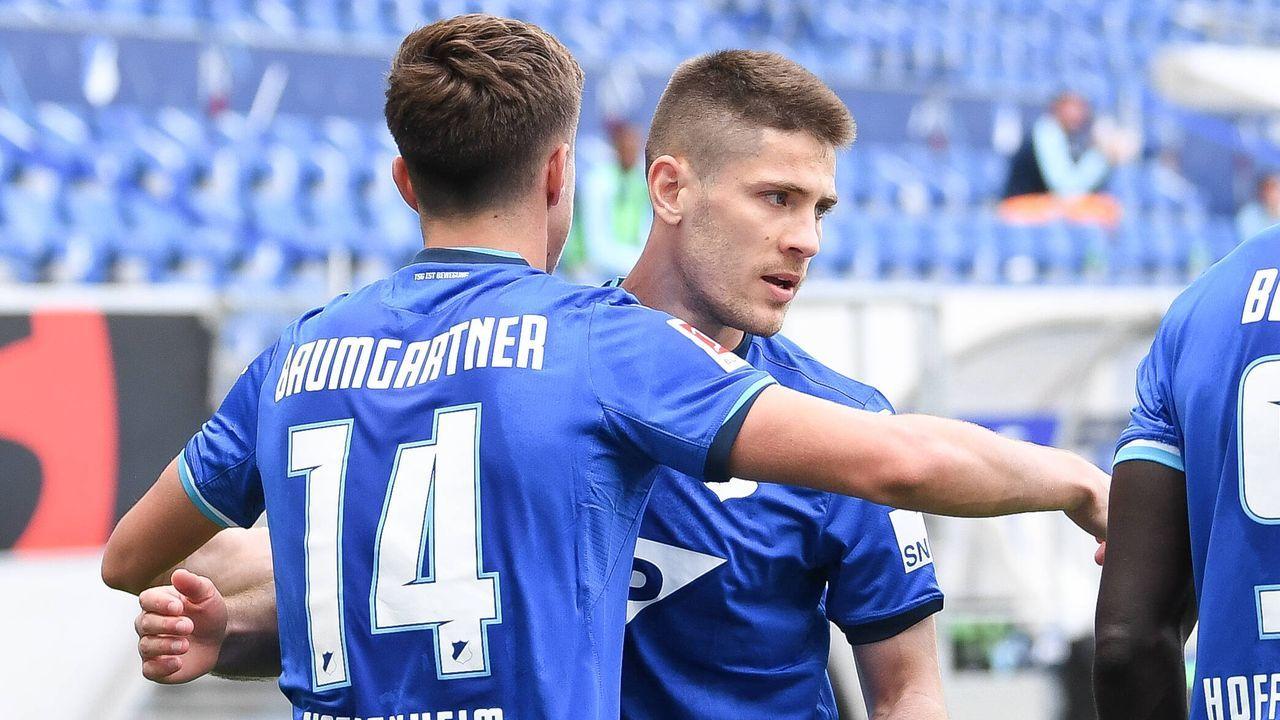 TSG Hoffenheim (sechs Spieler) - Bildquelle: imago images/Jan Huebner