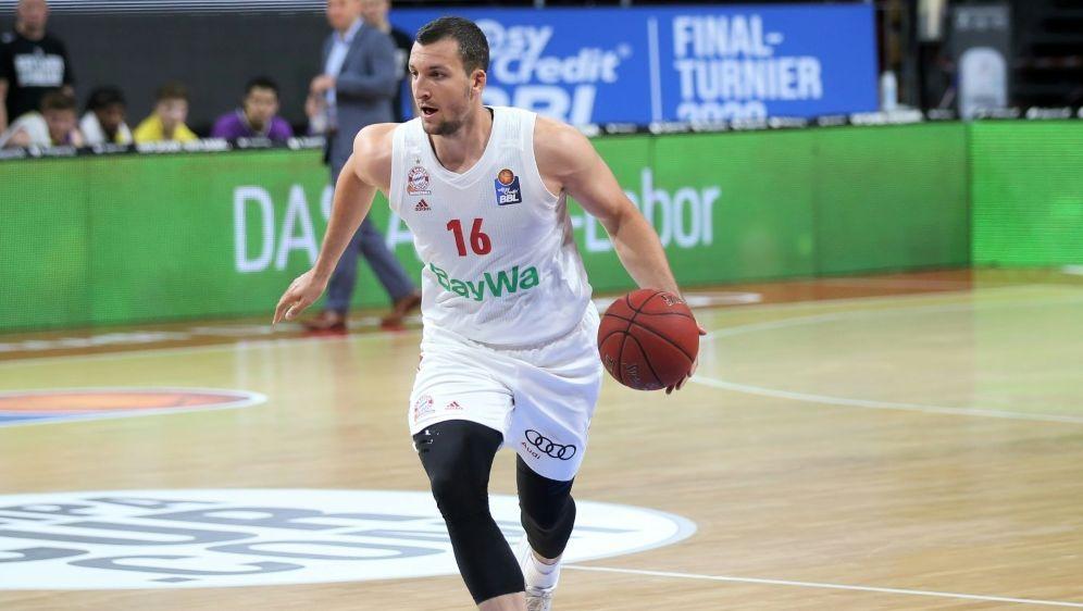 Bayerns Paul Zipser spielte von 2016 bis 2018 in der NBA - Bildquelle: FIROFIROSID