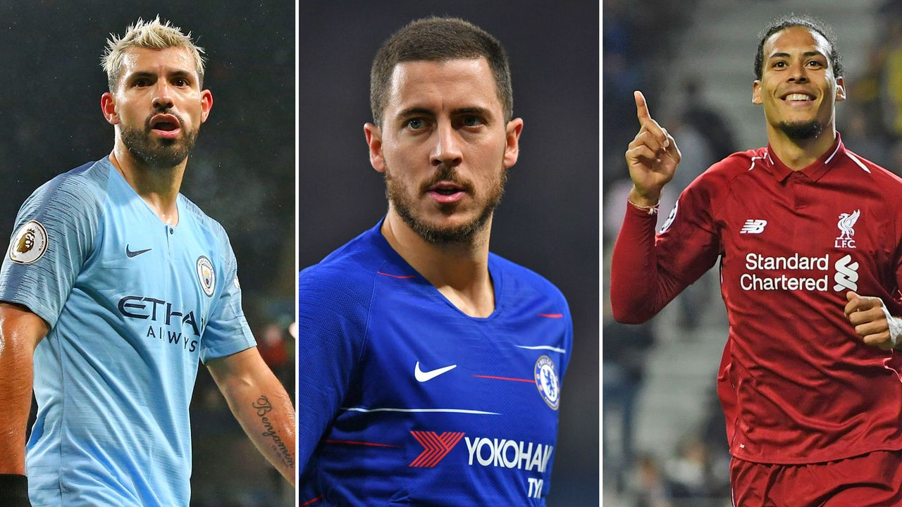 Die Nominierten zum Player of the Year 2019 - Bildquelle: 2019 Getty Images