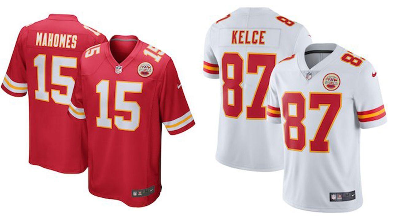Kansas City Chiefs - Bildquelle: nflshop.com