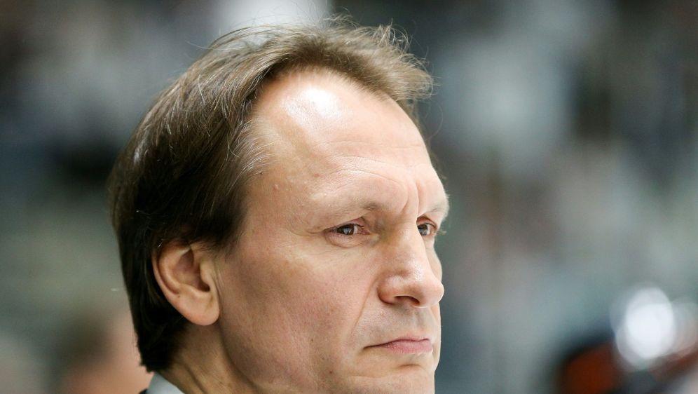 Muss eine Geldstrafe zahlen: Trainer Pavel Gross - Bildquelle: PIXATHLONPIXATHLONSID