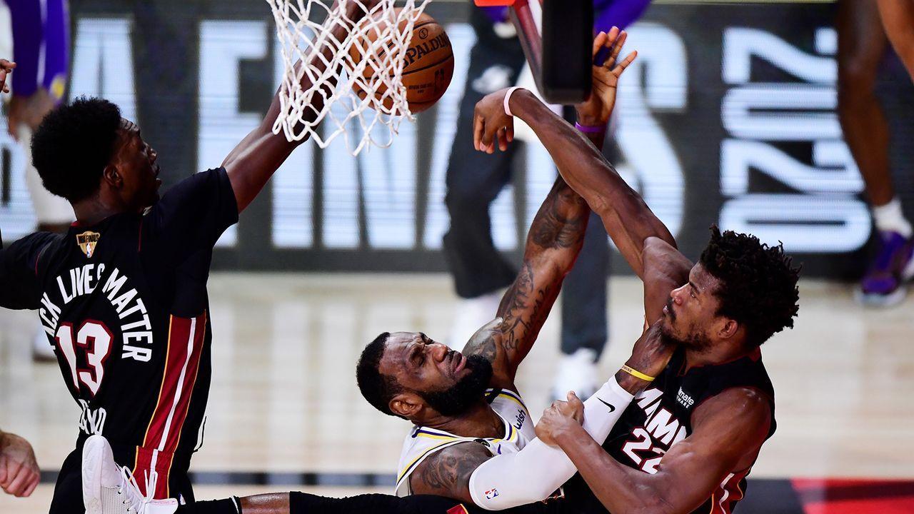 Platz 3 - Miami Heat - Bildquelle: Getty Images