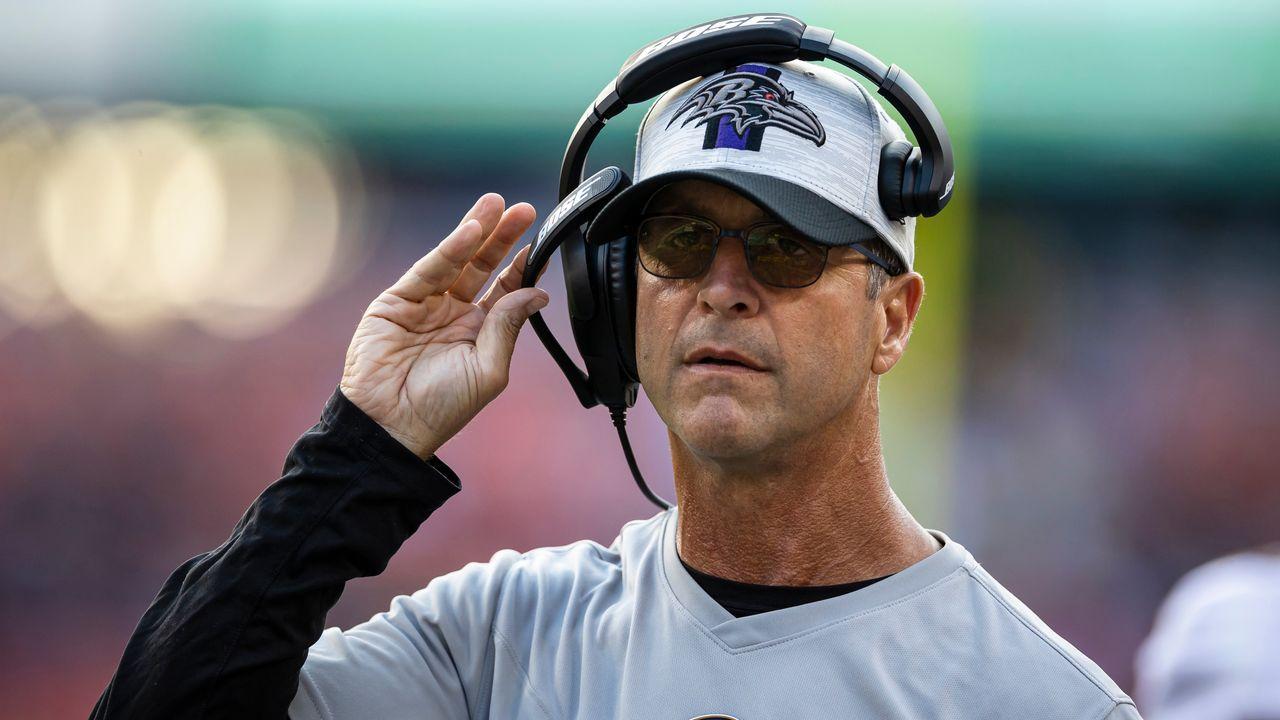 Baltimore Ravens - Bildquelle: 2021 Getty Images