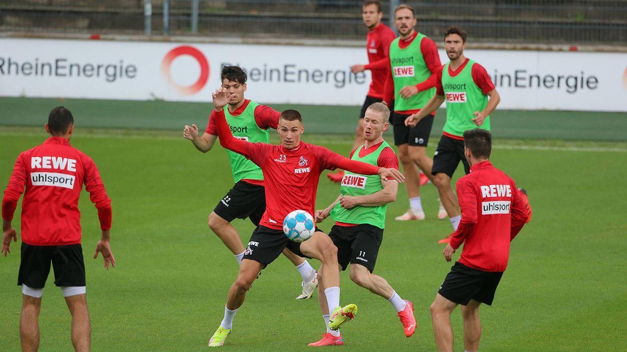 Platz 7: 1. FC Köln - Bildquelle: imago images/Herbert Bucco