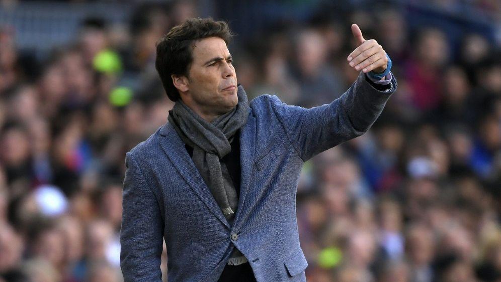 Rubi wird Espanyol nächste Saison nicht mehr trainieren - Bildquelle: AFPSIDLLUIS GENE