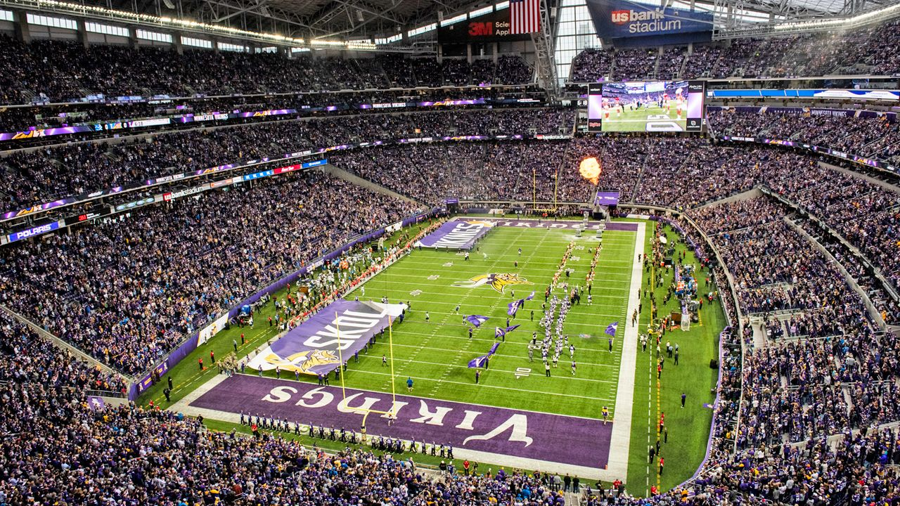 Minnesota Vikings: U.S. Bank Stadium - Bildquelle: Getty Images