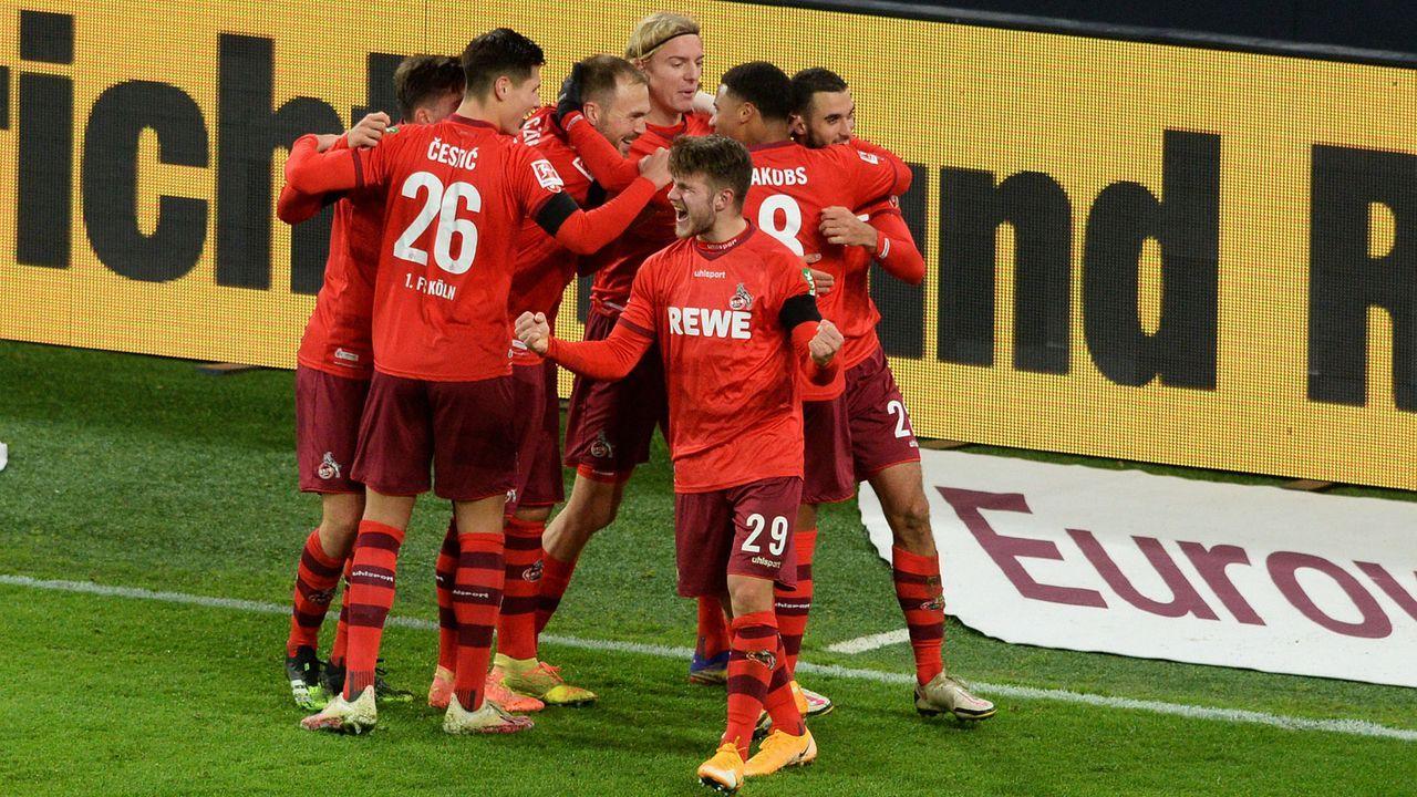 Platz 15: 1. FC Köln  - Bildquelle: Getty Images