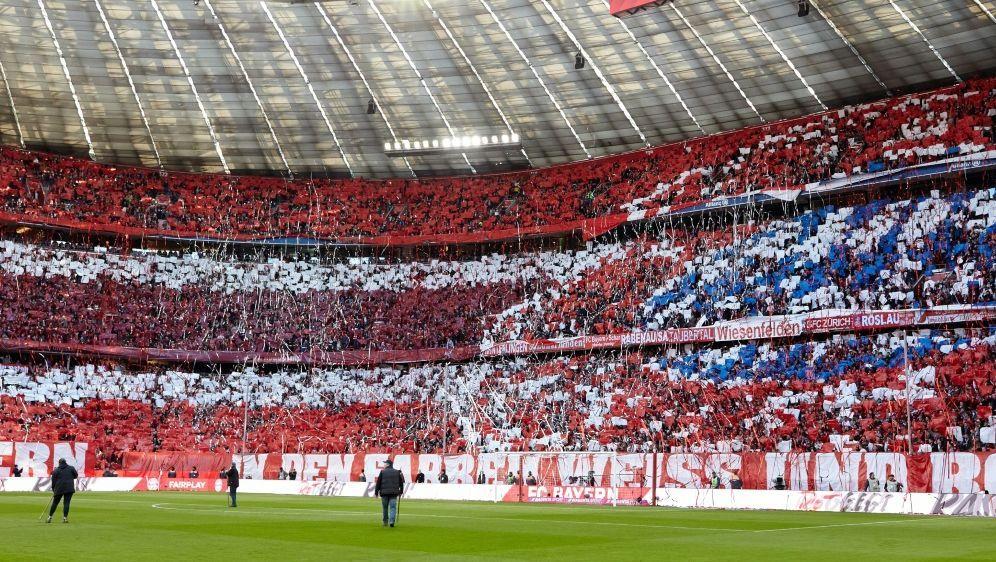 Der FC Bayern setzt im Ticketing auf Nachhaltigkeit - Bildquelle: FIROFIROSID