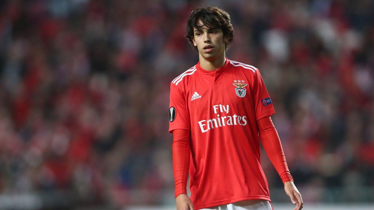 Joao Felix (Benfica Lissabon) - Bildquelle: 2019 Getty Images