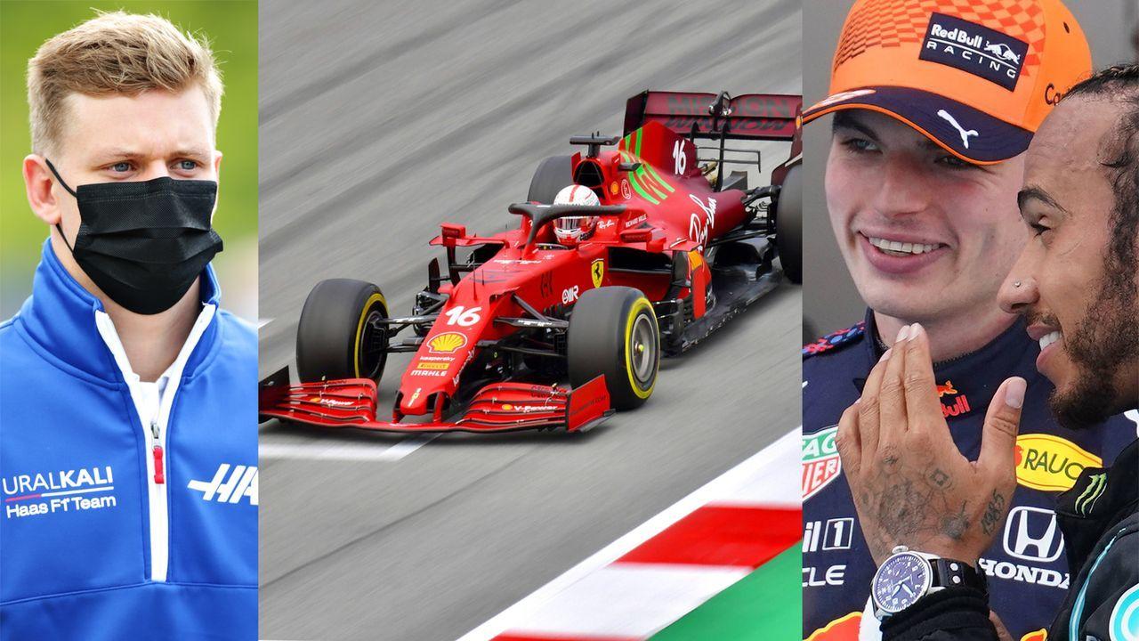 Das Zwischenzeugnis der Formel 1 - Bildquelle: Getty / imago