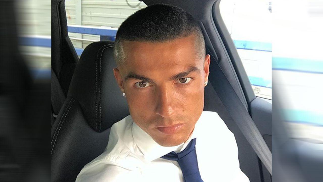 Cristiano Ronaldo nach dem Champions-League-Sieg 2017 - Bildquelle: cristiano/instagram