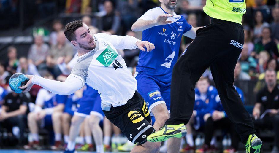 Jannik Kohlbacher (HSG Wetzlar) - Bildquelle: 2018 Getty Images