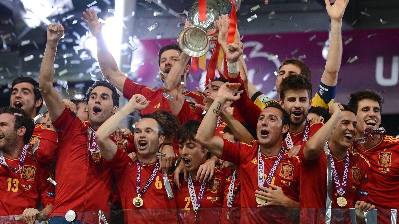 Europameister 2012 mit Spanien - Bildquelle: imago sportfotodienst