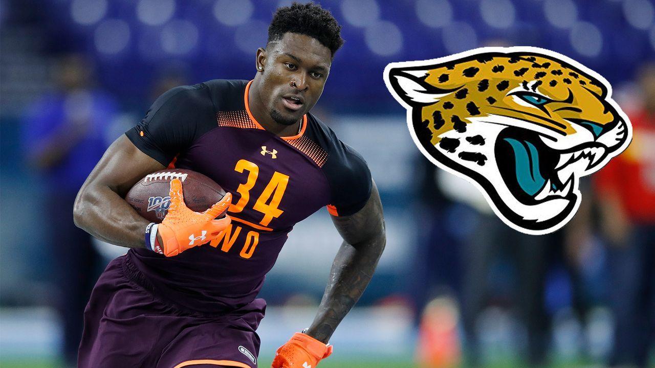 Pick 7: D. K. Metcalf - Jacksonville Jaguars