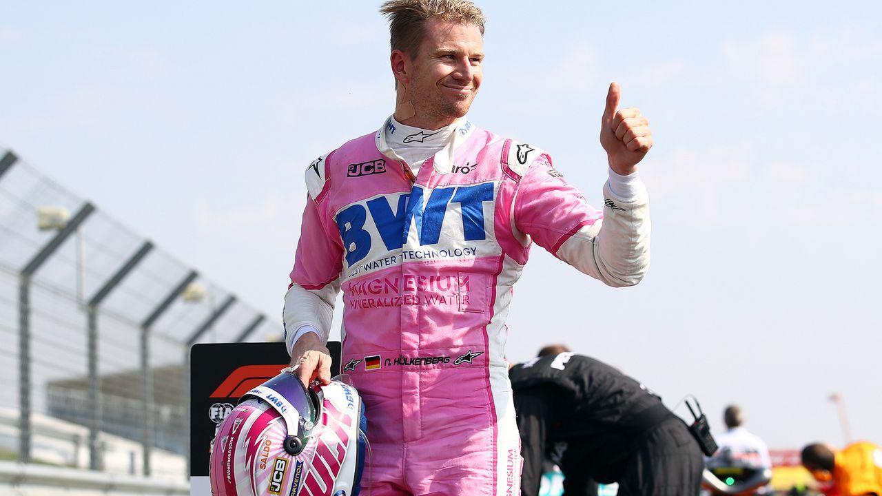 Nico Hülkenberg (derzeit ohne Team) - Bildquelle: 2020 Getty Images