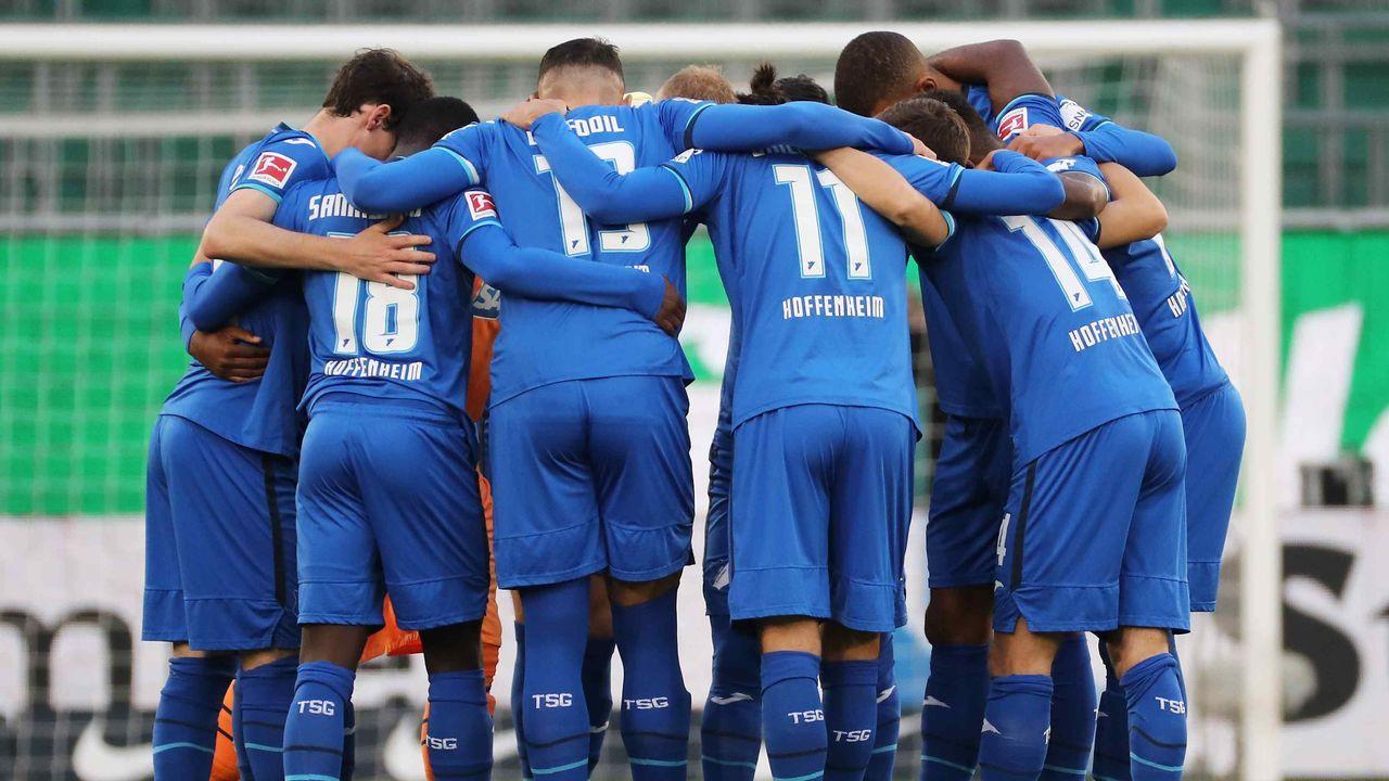Platz 6: 1899 Hoffenheim - Durchschnittlicher Tabellenplatz der Gegner: 8,2  - Bildquelle: getty