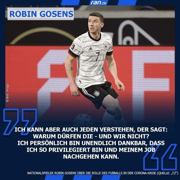 Link in Bio - Robin Gosens