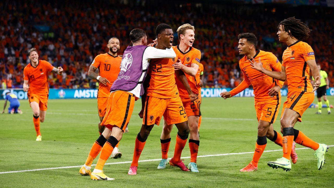 4. Platz: Niederlande - Bildquelle: Imago Images