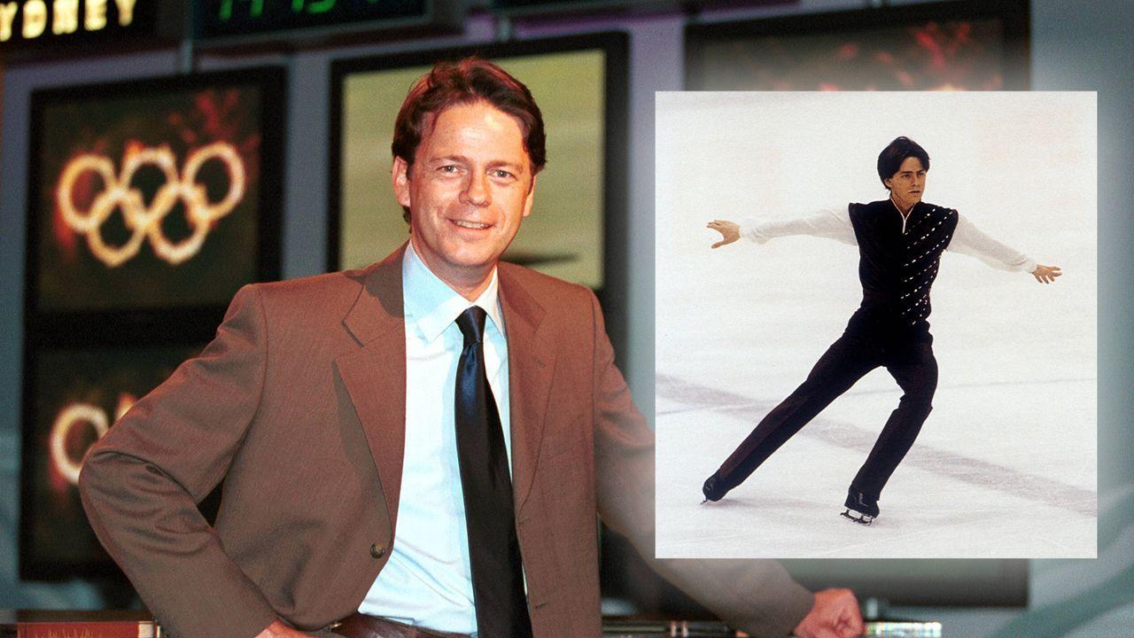 Rudi Cerne (Eiskunstlauf) - Bildquelle: Imago Images
