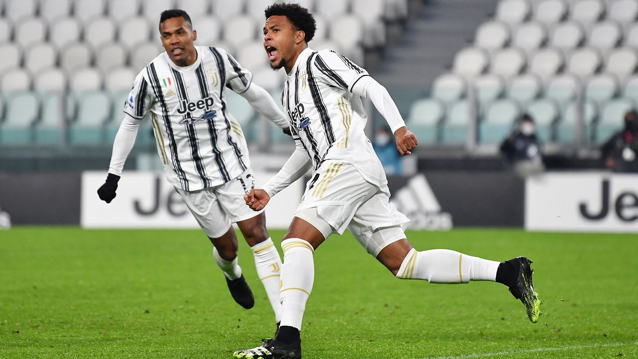 Weston McKennie (FC Schalke 04/Juventus Turin) - Bildquelle: Getty Images