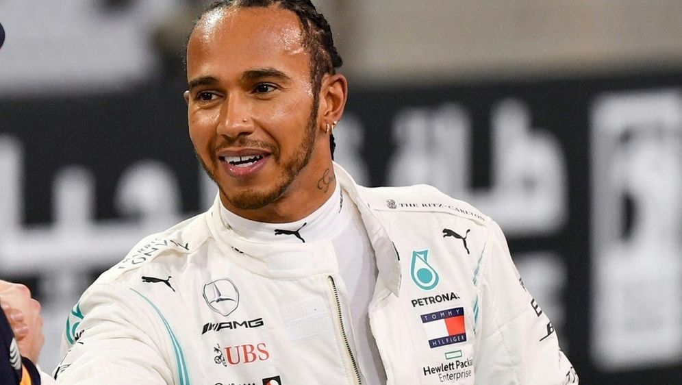Spitzenposition behauptet: Lewis Hamilton - Bildquelle: AFPSIDANDREJ ISAKOVIC