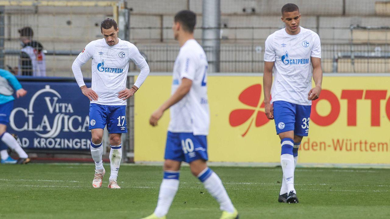 Abstieg! So lief Schalkes Horror-Saison - Bildquelle: imago images/RHR-Foto