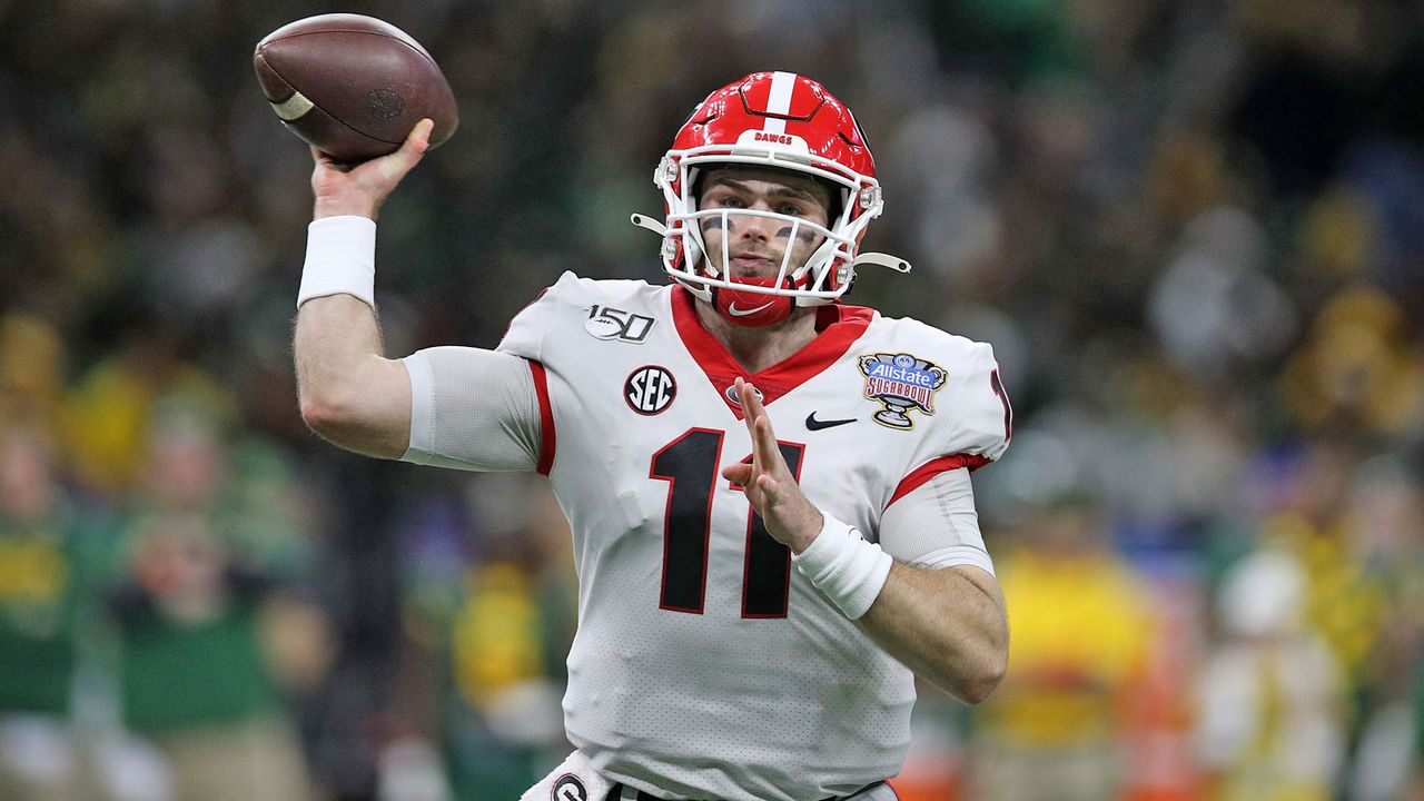 Jake Fromm (Georgia)  - Bildquelle: getty