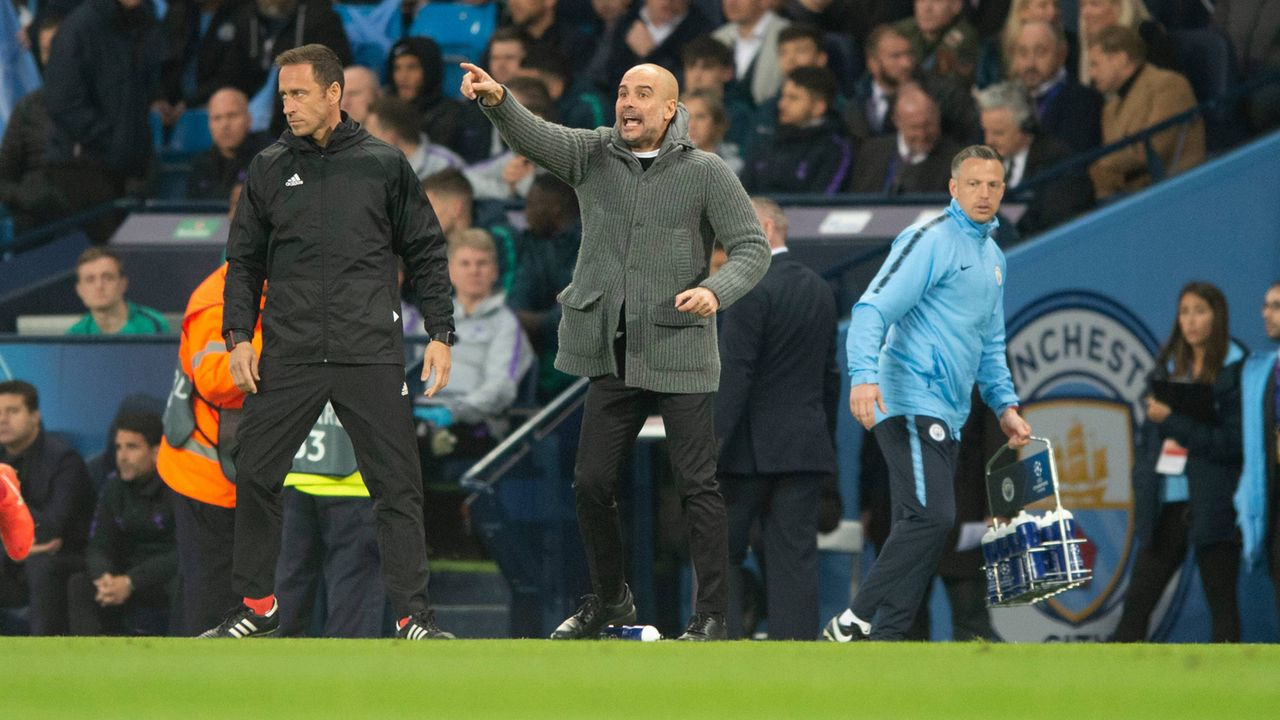 Manchester City - Tottenham Hotspur 3:2 - Bildquelle: imago images / Focus Images