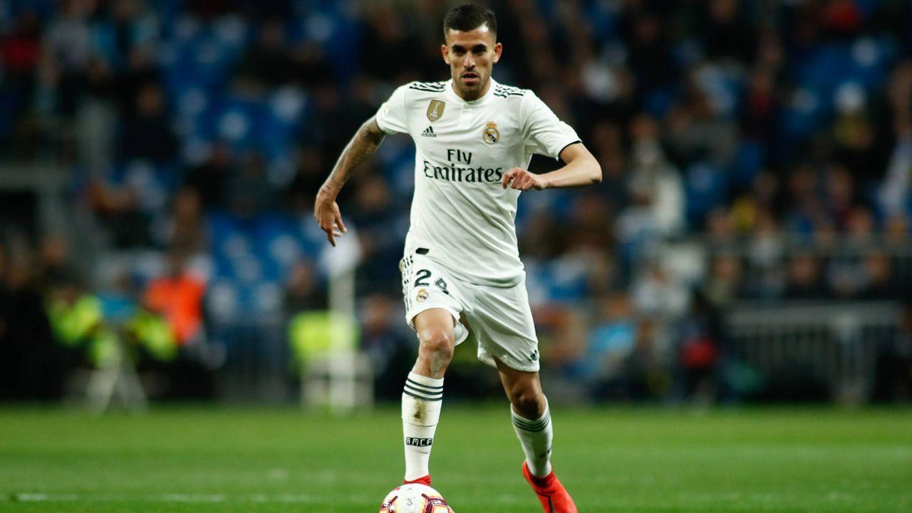 Dani Ceballos (Real Madrid) - Bildquelle: imago