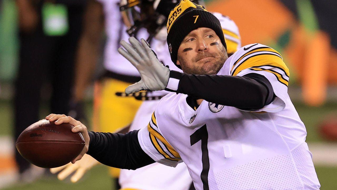 Platz 7: Ben Roethlisberger (Pittsburgh Steelers) - Bildquelle: Imago Images