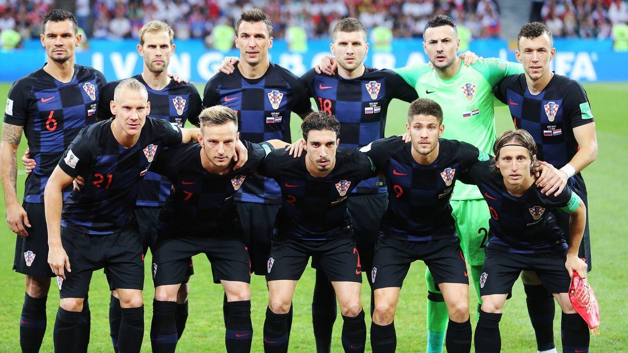 12 Gründe, warum wir im WM-Finale zu Kroatien halten - Bildquelle: imago/ITAR-TASS