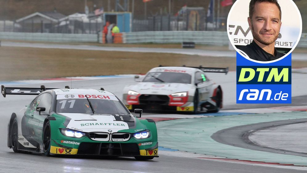 BMW wird 2019 wohl ohne Titel bleiben. - Bildquelle: imago images / Pakusch