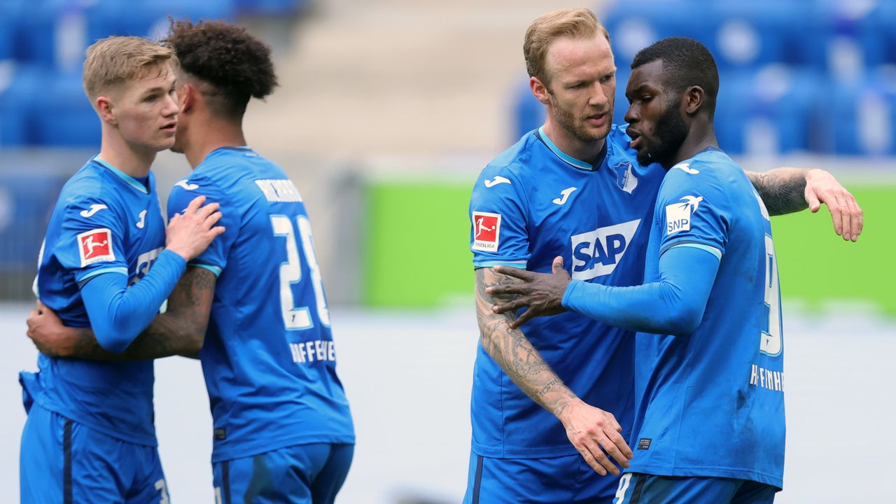 TSG 1899 Hoffenheim - Bildquelle: 2021 Getty Images
