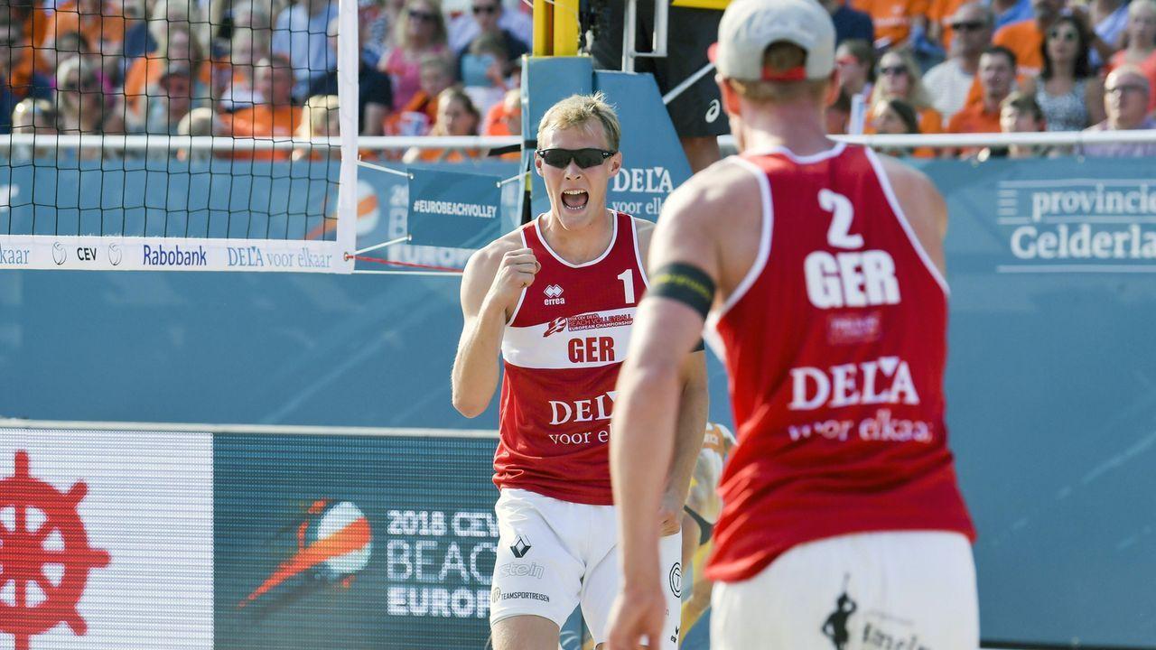 Philipp Arne Bergmann und Yannick Harms - Bildquelle: imago/Beautiful Sports