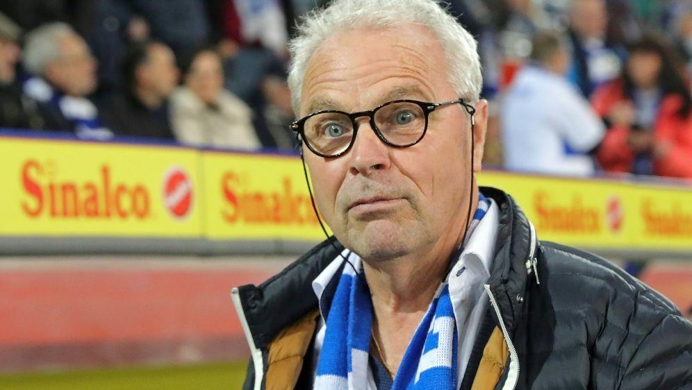 Dietz ist nicht weiter Vizepräsident des MSV Duisburg - Bildquelle: FIROFIROSID