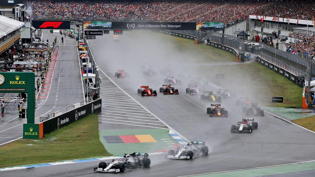Fällt der Deutschland GP aus dem F1-Kalender? - Bildquelle: 2019 Getty Images