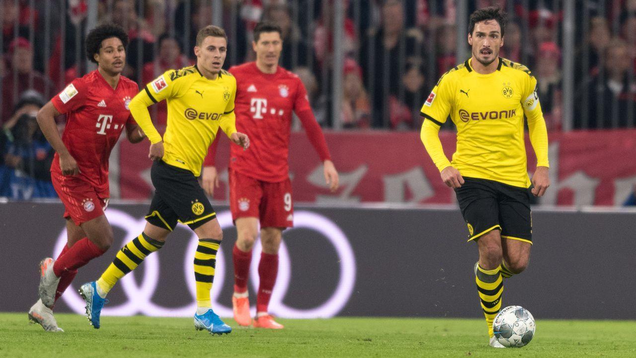 Bundesliga: Borussia Dortmund vs. Bayern München im Head-to-Head - Bildquelle: imago images/Passion2Press