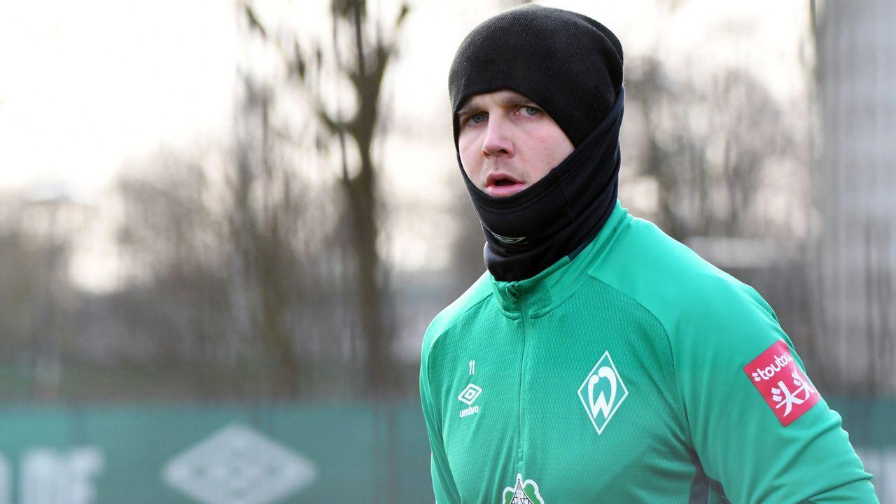 Niclas Füllkrug (SV Werder Bremen) - Bildquelle: imago images/Nordphoto