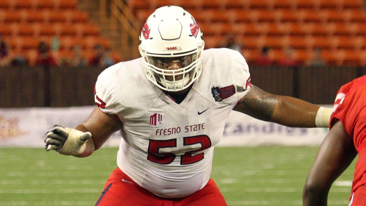 Netane Muti (Guard, Fresno State) - Bildquelle: imago/ZUMA Press
