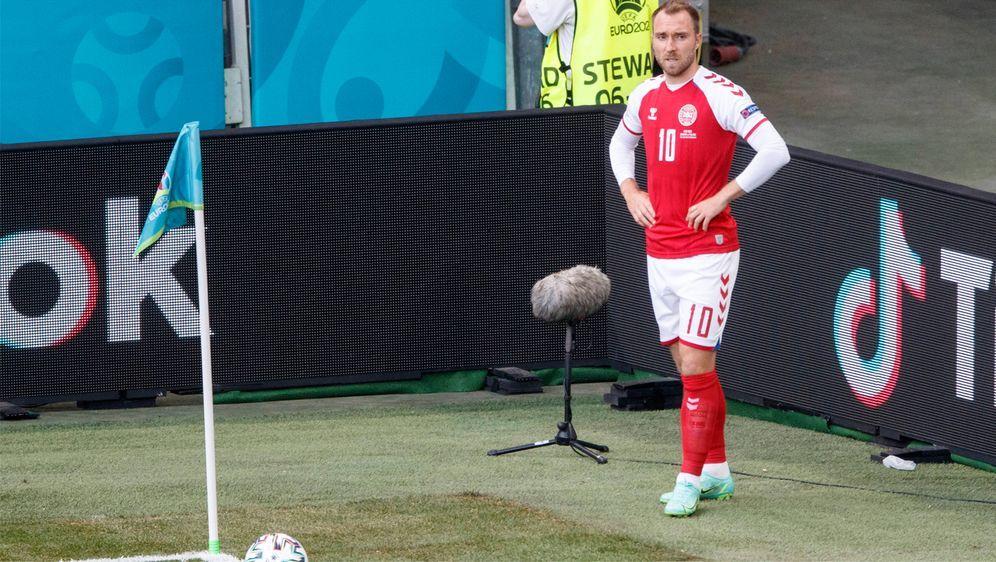 Christian Eriksen wurde aus dem Krankenhaus entlassen. - Bildquelle: Imago Images