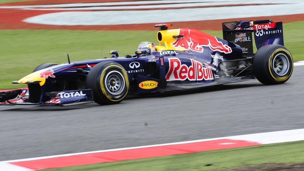 Red Bull RB6 (2010) - Bildquelle: imago sportfotodienst