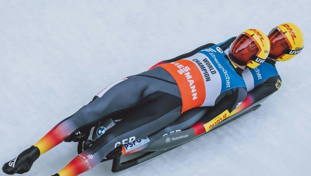 Vierter Weltmeistertitel für Eggert und Benecken - Bildquelle: AFPEXPASIDJFK