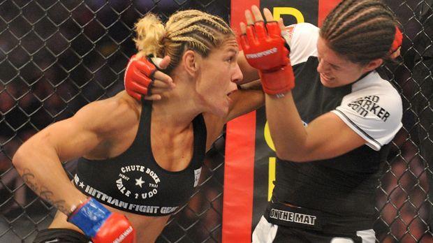 Vor UFC 222: So tickt Cris Cyborg - Bildquelle: 2009 Getty Images